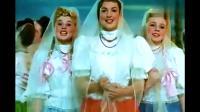 前苏联电影《幸福的生活》电影原声插曲《红莓花儿开》
