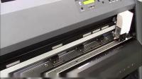 GR-640切割机如何使用cutstuido执行穿孔切割