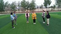 探清水河白寨镇第一初级中学戏曲进校园