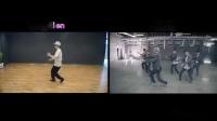 我在【bobylien】EXO-咆哮Growl舞蹈教学视频丨镜面分解慢动作教学截了一段小视频