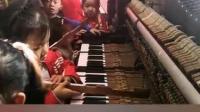 🎹  钢琴黑洞来袭,拆开深度解析 央视导演李路老师带你探究👀  来盛唐广场西侧五层启瀚时间音乐艺术共享空间