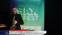 Andorra SaxFest 2019 1st Round - Andrea Carrozzo - 3rd Caprice by N. Paganini
