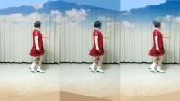 莲芳姐广场舞《灰姑娘》原创32步   网红神曲