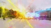 我在[魔星字幕团][RIDER TIME 龙骑][EPISODE.3][Alive A Life(延续)]截了一段小视频