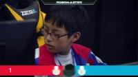 RoboMaster2019澳门青少年机械人大赛 第12场 粵華vs培華