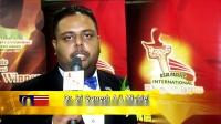 第14届嘉宾分享: Dr. Sri Ganesh A/L Michiel