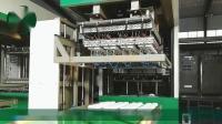 HGHY全自动一体式餐具精品机生产线餐具设备