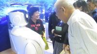 北京展览馆参观砥砺奋进的五年展(机器人你好)(姜沛培旅行见闻2017)