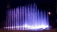 旱地音乐喷泉,喷泉设计