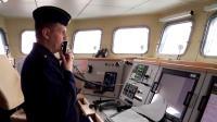 俄罗斯波罗的海舰队实施海上军事演习