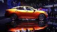 第14代日产轩逸全球首发,更智能、更动感、更豪华的新一代家庭轿车