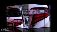 本田奥德赛混动:多幅轮毂,车身腰线更显运动感
