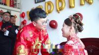 王鑫&侯慧-婚礼快剪-海博传媒