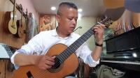 《小行板圆舞曲》古典吉他