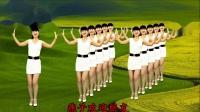 徐州精典影视传媒燕子广场舞《回头看看我》网络新歌 简单步子舞 抒情又好看附教学