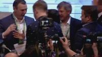 Зеленский комментирует итоги 2-го тура выборов президента Украины