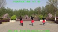 卢龙夷齐清风广场舞:中三(紫色YY)