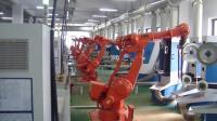 全自动机器人抛光技术。未来发展必须也是必然