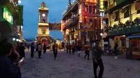 香港街夜游记    小星光影