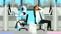 人工智能时代到来,我们正在被机器人淘汰的边缘,未来能做什么?