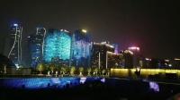 杭州市钱江新城灯光秀
