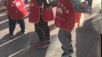 2019.4.21幼儿园放风筝活动1
