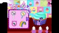 娃娃小马纸杯蛋糕