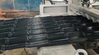 spanish pvc roof tile