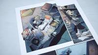 漫威拳头合作漫画《英雄联盟:拉克丝》官方先导预告片