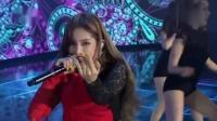 韩国性感女团(G)I-DLE - LATATA - 红裙热舞,魅力舞台