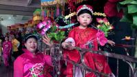 厦门林后社青龙宫民俗文化节—食香位大典