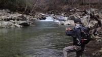 黄毛19年-【渓流ベイト】北の大地の源流釣行《早春》