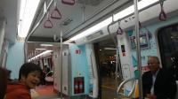 济南地铁1号线济南西站到方特pov