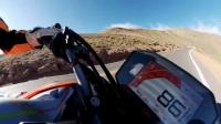 The 2018 KTM 790 Duke is a BEAST. Just watch how fast Chris Fillmore ...