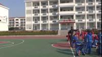 复习篮球运球和游戏练习_-小学体育优质课(2018)