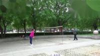 柔力球竞技52  八个常用动作  刘淑霞展示  20190427    石运海录制