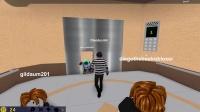 【屌德斯&小熙】 Roblox电梯模拟器 变女装大佬出道女团