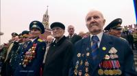 Военный Парад, посвященный 74-й годовщине Великой Победы 9 мая 2019 года
