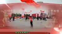 空竹新秀李建新2019保定国际空竹艺术节展示