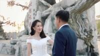 符博&胡彭美-婚礼快剪-时尚·春天 夫宇婚庆-六合印象电影工作室