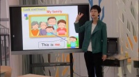 小学英语《Unit5 My family》说课视频