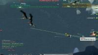 0攻击被秒!出来混总要还,菜鸡德艇纪实 大海战2 海战游戏