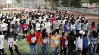朴新太原学校第二届员工运动会