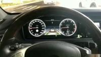 17款奔驰S320L升级P20驾驶辅助系统路试效果