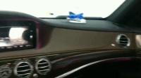 奔驰S320L升级柏林之声590瓦小柏林音响