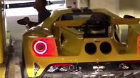 全新福特GT超跑街拍
