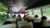吉林吉隆运业 吉BB8966 江源——吉林 行驶在S204省道上