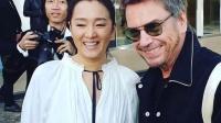 巩俐再婚嫁71岁的法国音乐家,幸福掌握在自己手中!