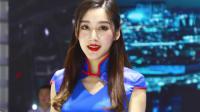 深港澳國際車展201809紅旗汽車展台 Shenzhen Auto Show