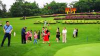 庆隆高尔夫国际社区一角